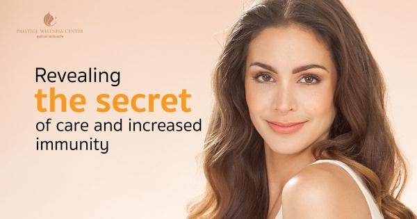 Revealing the secret of care and increased immunity, Prestige Slow Release Vitamin C + Citrus Bioflavonoids