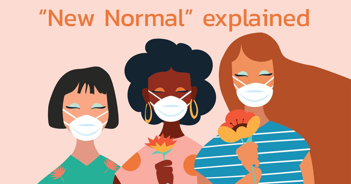 """New Normal"" explained"