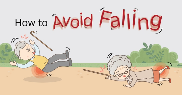 How to Avoid Falling