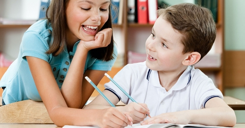 Behavior Development and Speech Training in children
