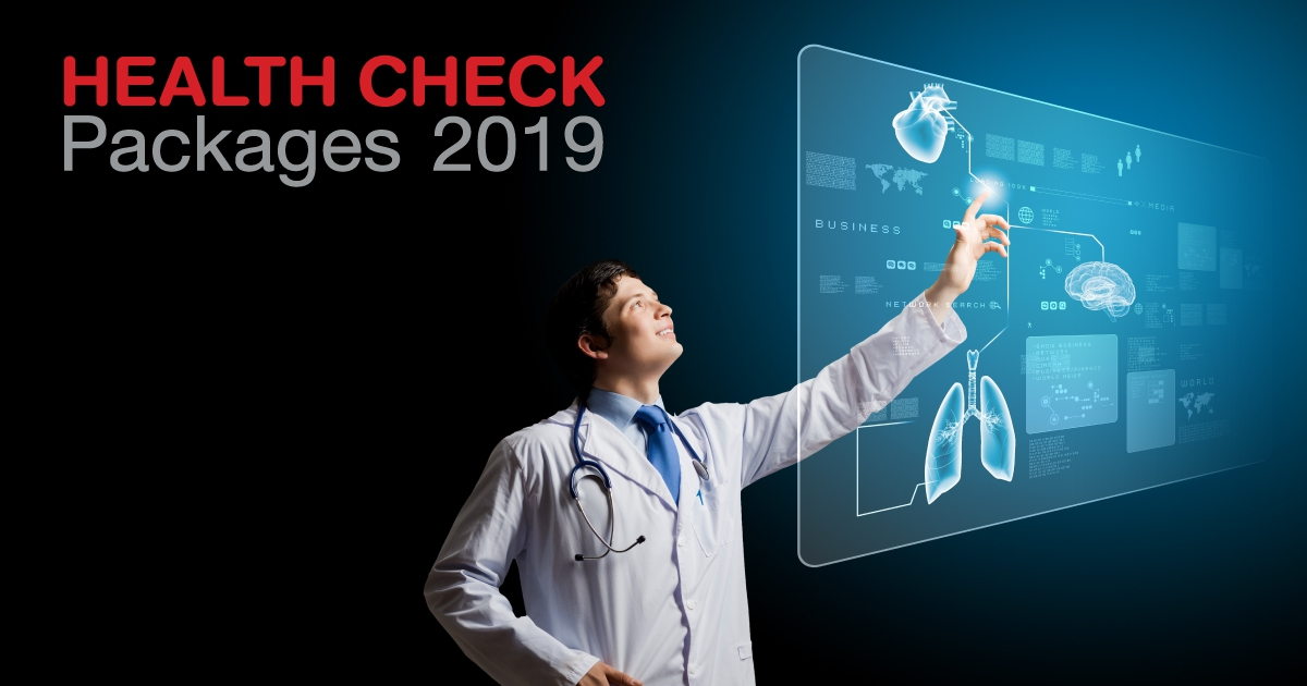Health Check Packages 2019