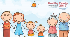 Healthy Family Packages 2019