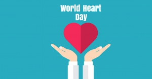 World Heart Day by Dr.Iain Corness