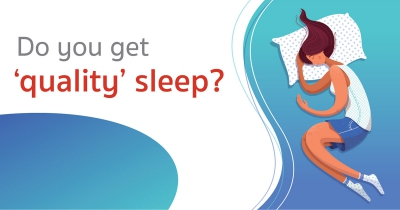 Do you get 'quality' sleep? If you do not have enough sleep these conditions can happen...