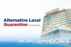 Alternative Local Quarantine is now available in Pattaya!