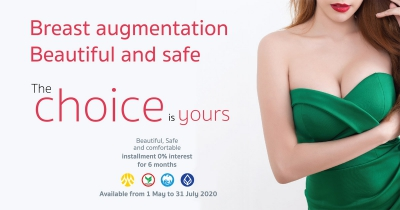 Breast augmentation, Beautiful and safe, The Choice is yours.