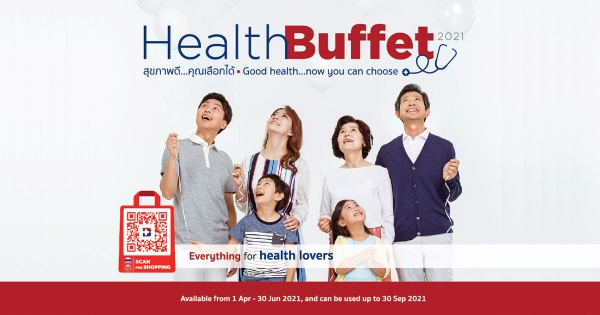 Health Buffet 2021